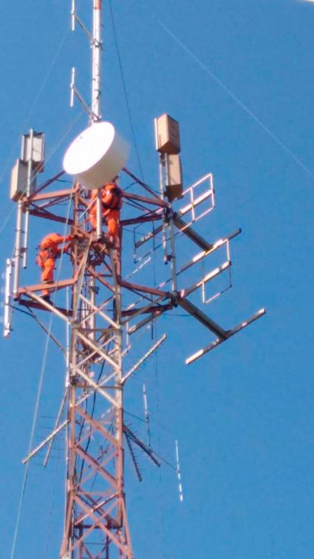 Empresa de inspeção em torres