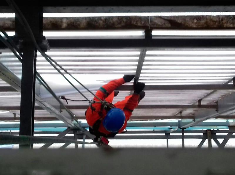Prestação de serviços manutenção industrial