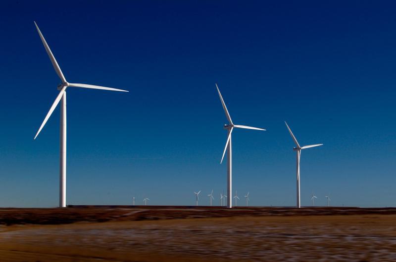 Limpeza de torres eolicas